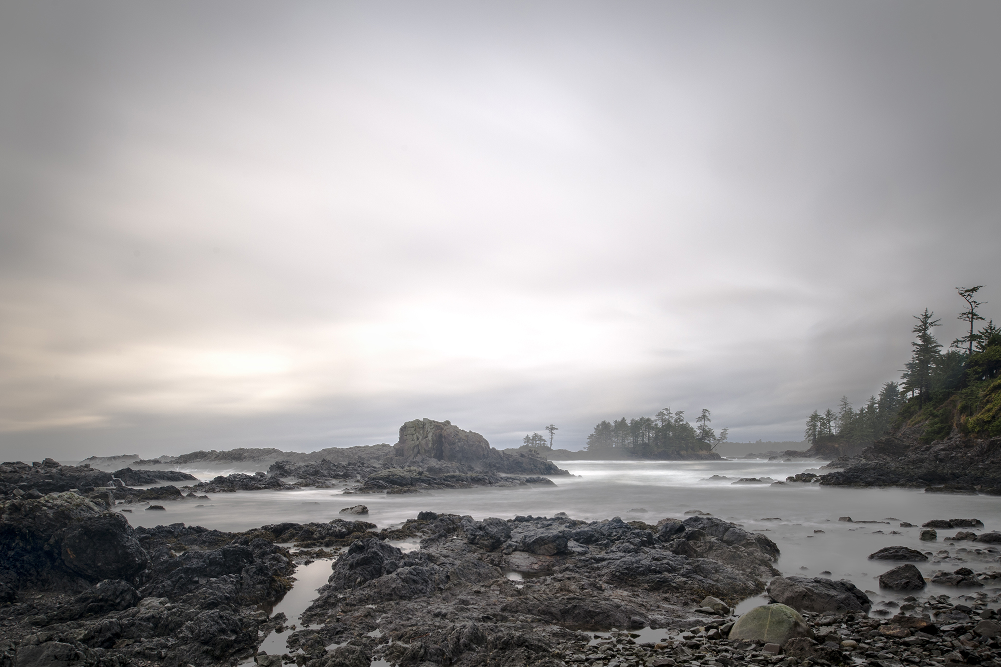 Wild Pacific Trail, Ucluelet, British Columbia