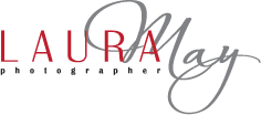 Laura May Photography Logo